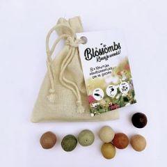 Katoenen zakje 8 Blossombs