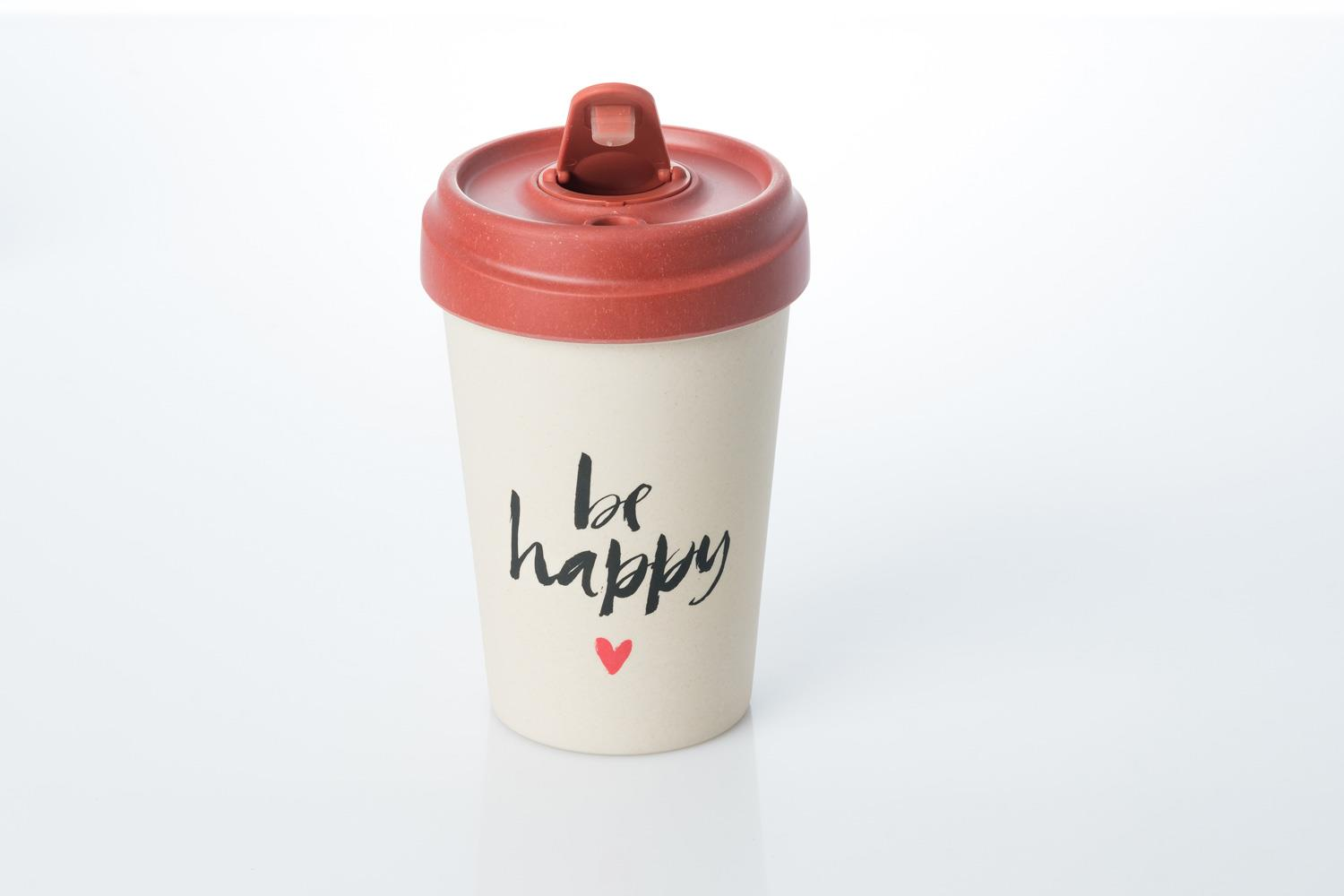 BambooCUP* Happy Calligraphy