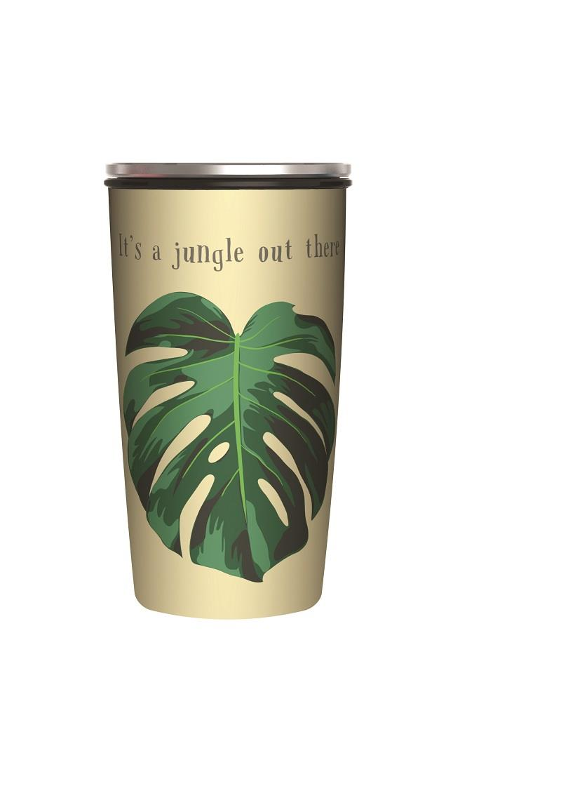 Bamboo SlideCUP* Jungle out there