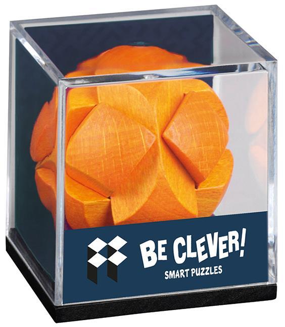 Be clever! Smart puzzels maxi gekleurd 6 assorti