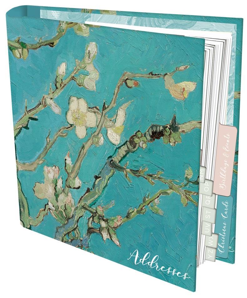 Vincent van Gogh adresboek