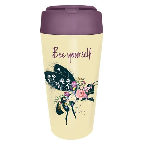 BioLoco plant deluxe cup Bee yourself