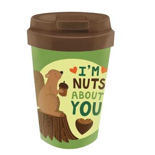 BioLoco plant easy cup Nuts about you