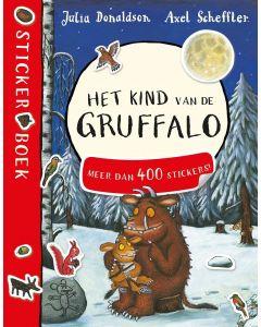Het kind van de Gruffalo Stickerboek