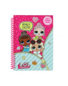 LOLS3291 A5 Notebook 1