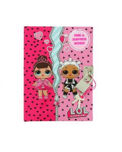 LOLS3292 Lockable Diary 1