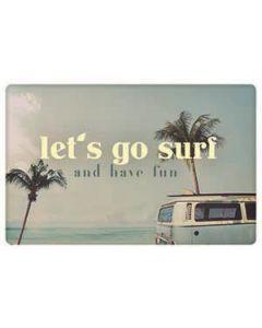 Moneyguard Let's go surf