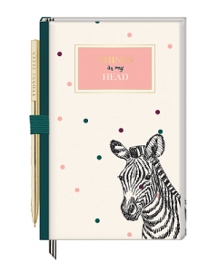 YEWO3514_Handbag Notebook and Pen klein