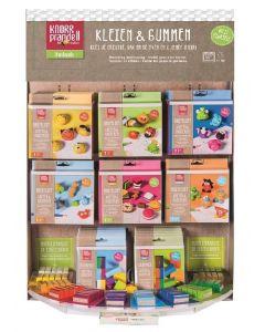 gum display met ned kopkaart klein